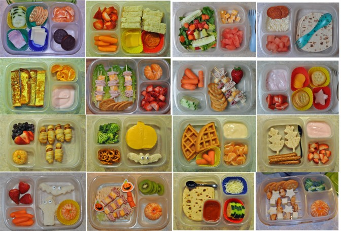 Teacher Starts Program That Sends Hungry Kids Home With Backpacks Of Food BentoLunches-672x456
